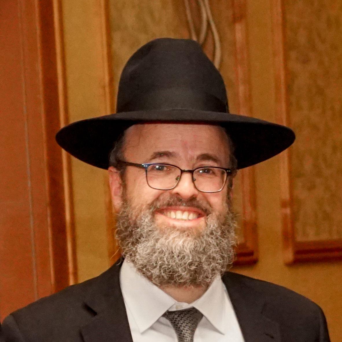 Rabbi Aron Yehuda Schwab