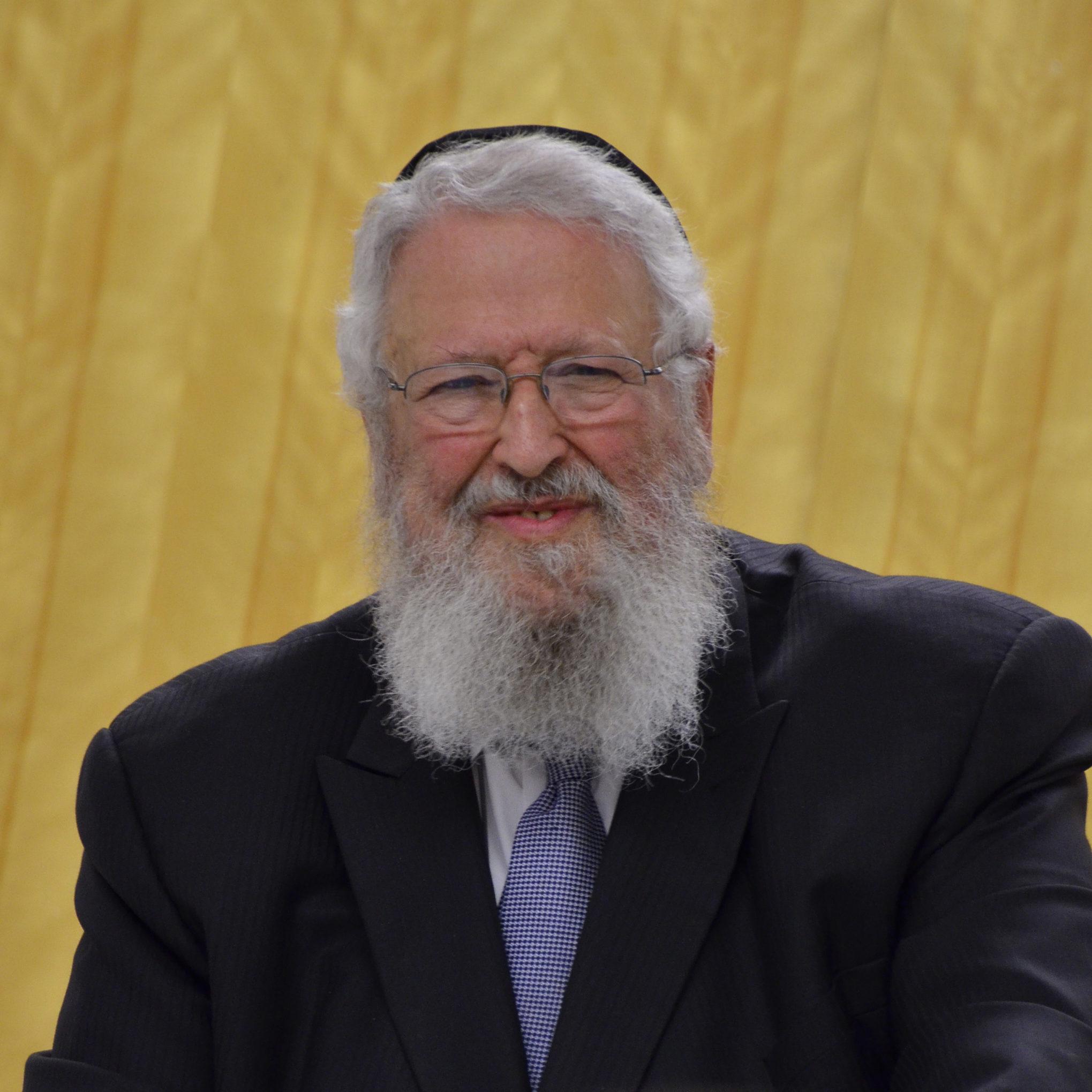 Rabbi Myer J. Schwab